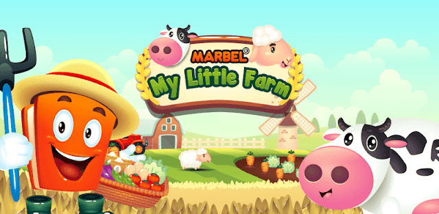 Marbel My Little Farm