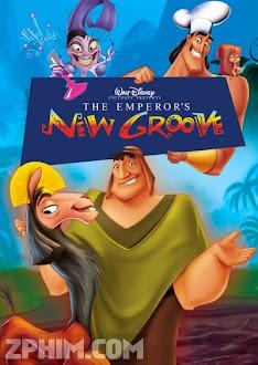 Hoàng Đế Lạc Đà - The Emperor's New Groove (2000) Poster
