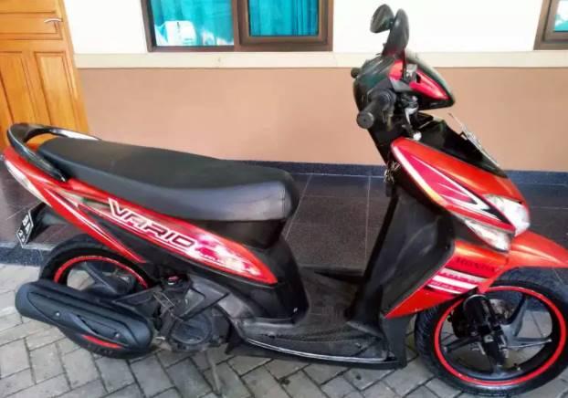 Top Speed Vario 110 Karbu, Biasanya Sih Segini !!!