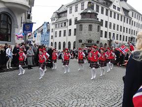 Nasjonaldagen feires i Ålesund by