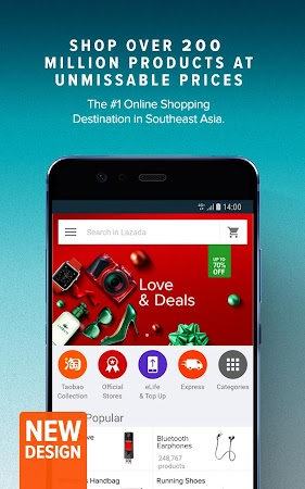 ... Thanks for using LAZADA! We ve fixed some bugs and enhanced the  performance of the app for a more enjoyable shopping experience2 ... d347340a14
