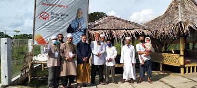 Program Perdana Saung Qur'an Al-Awwal Binaan Rumah Zakat Bekasi Gelar Acara Klinik Tahsin Surat Alfatihah