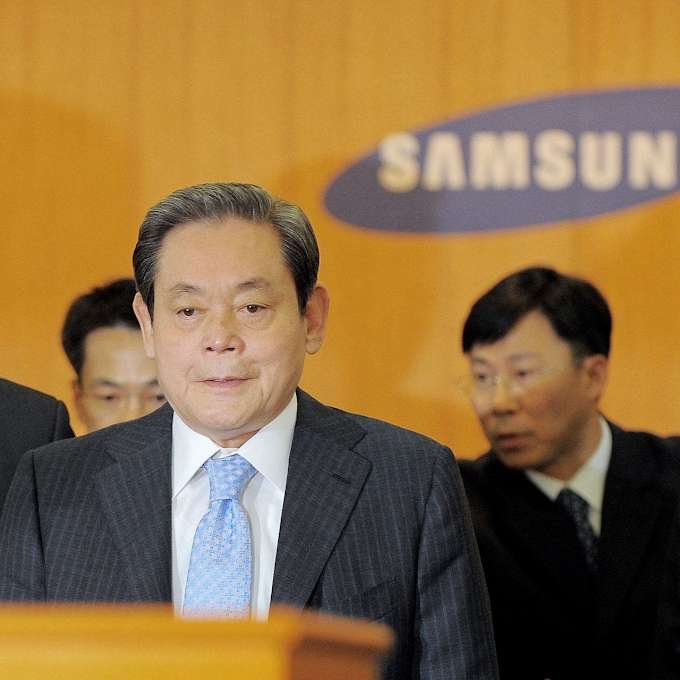 Samsung Electronics Chairman, Lee Kun-Hee Is Dead, Aged 78