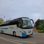VDL Futura van Contikiholland Touringcars bus 1301