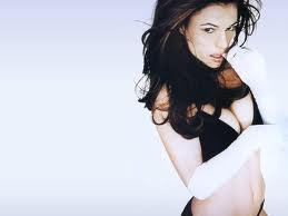 Supermodel Alison Armitage