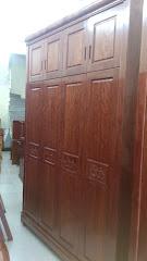 Tủ quần áo gỗ MS-169 (Còn hàng)