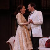 Amy Lamena and Paul Dedrick in LEADING LADIES - October 2011.  Property of The Schenectady Civic Players Theater Archive.