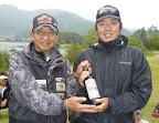 2万円ワインは坂田プロ@マスターズがゲット! 2011-10-28T01:07:32.000Z