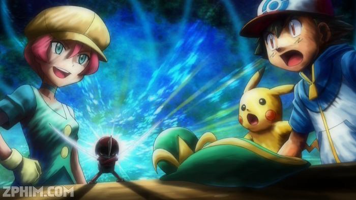 Ảnh trong phim Bảo Bối Thần Kỳ 14 - Pokemon Season 14 4