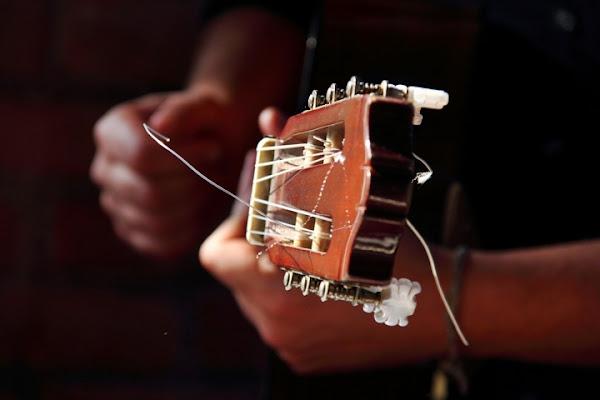 Chitarrista di lorespo