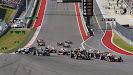 Start of 2013 US F1 GP