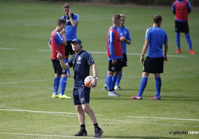 Doelman heeft ei zo na contract bij Club Brugge te pakken