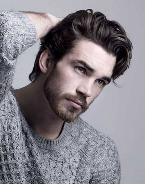 Malehairstyles at the top of excitement-50 Top Trendy 1