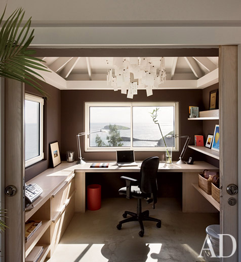 Mix And Chic High Style Home Office Design Inspirations