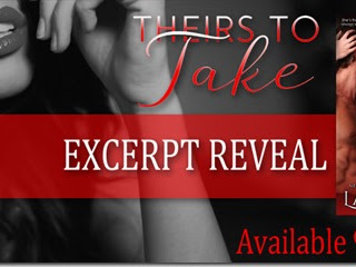 Excerpt Spotlight: Theirs to Take (Blasphemy #3) by Laura Kaye