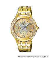 Casio Sheen : SHE-3803GD