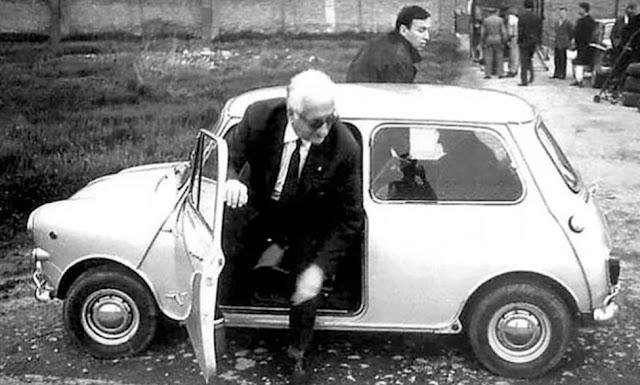 Міні автомобілі та їх власники