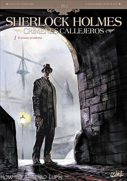 P00001 - Sherlock Holmes - Crimene
