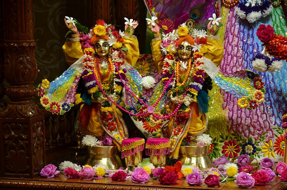 ISKCON Nasik Deity Darshan 20 Jan 2017 (4)