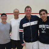 2013 Open 5.5 MA State Softball Doubles finals: Doug Steinberg and Rich Schafer, finalists, and Chris Smith and Anthony Bardaro, winners.