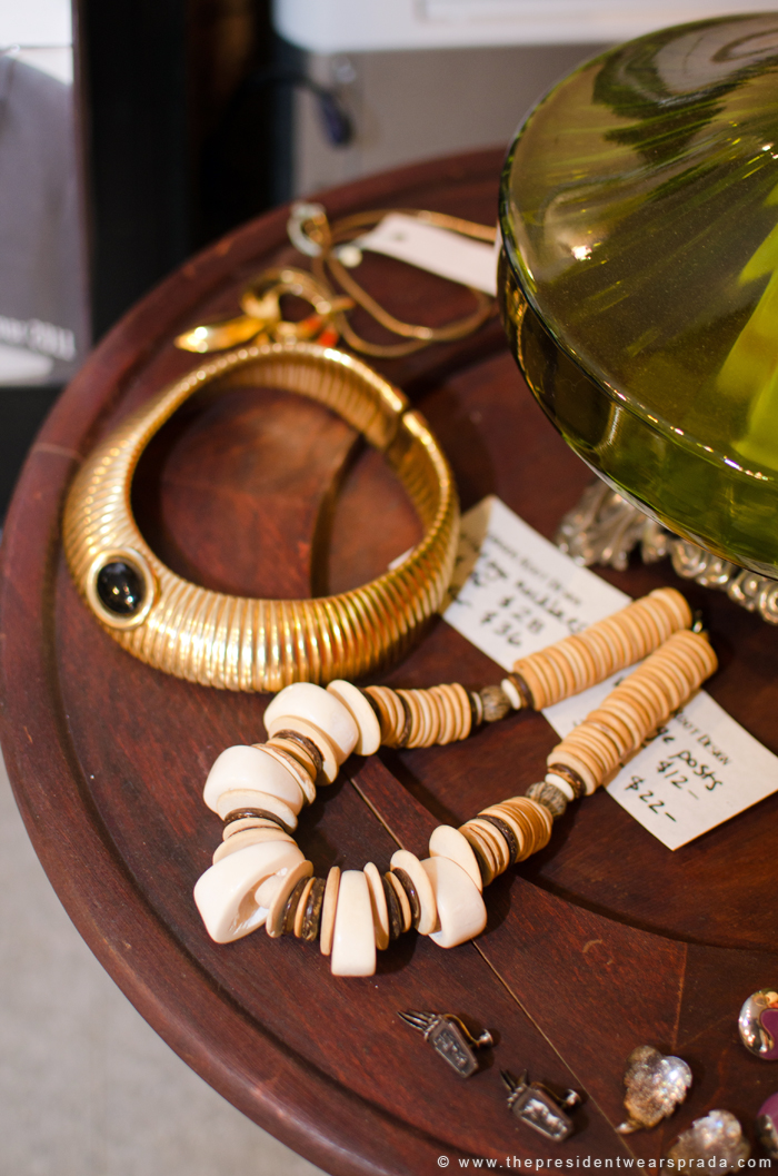 Necklaces at Ginger Root Design