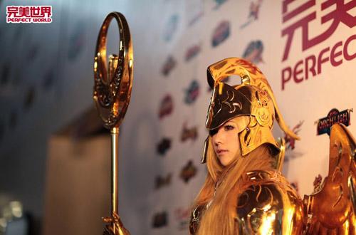 Chiêm ngưỡng nữ thần Athena tại Chinajoy 2012 14