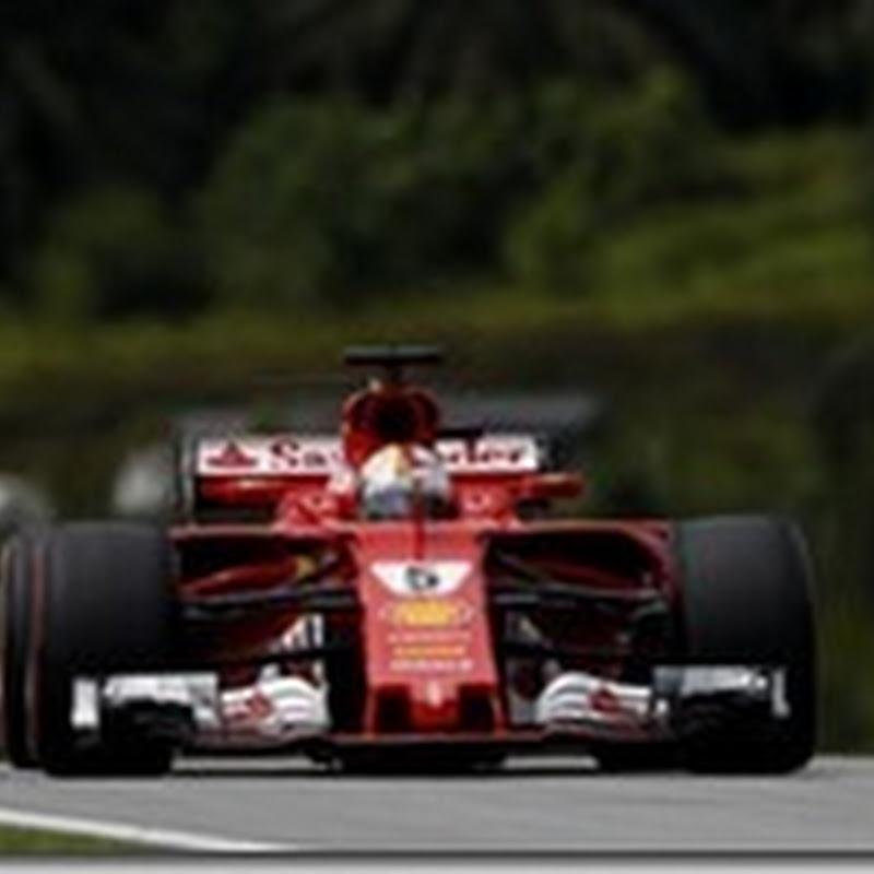 La giornata nera di Vettel a Sepang