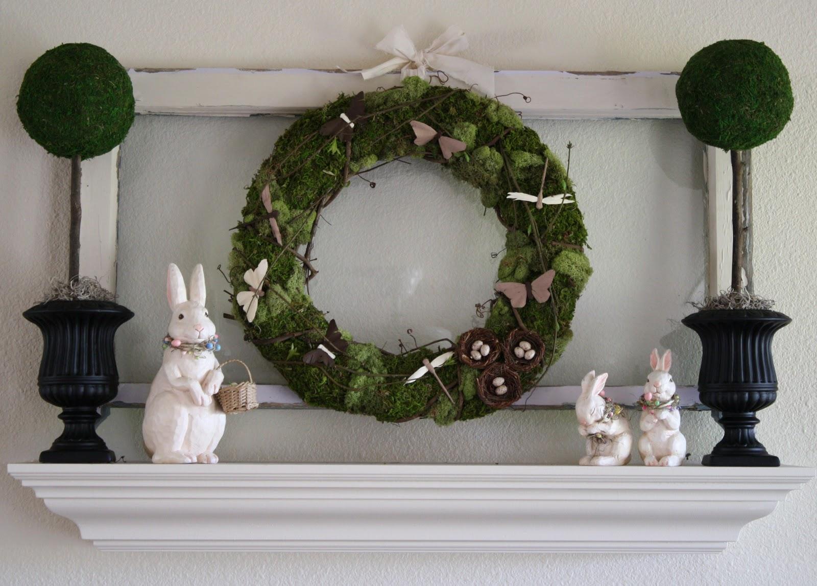 IMG 0119 - Пасхальные венки к светлому Празднику