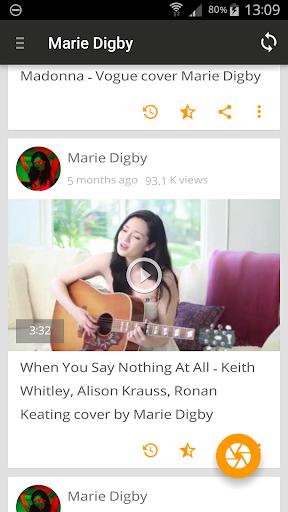 TVA: Cover Songs on YouTube
