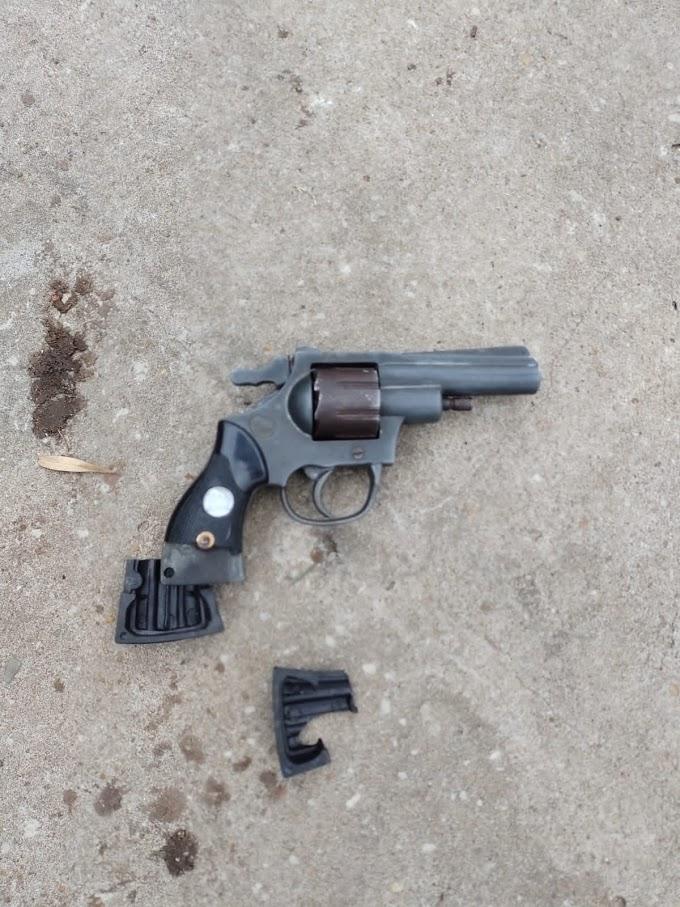 Cuatro menores demorados por estar armados en calle Levalle e Iriondo