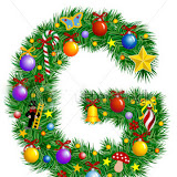 stock-vector-letter-g-christmas-tree-decoration-alphabet-7020190.jpg