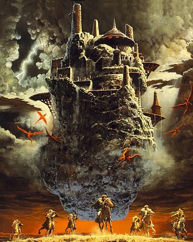 Lance Lands, Fantasy Scenes 1