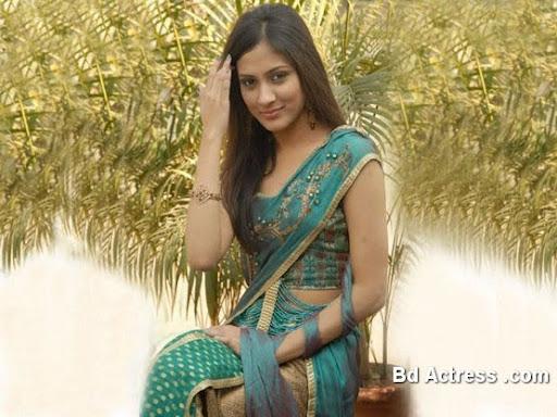 Mahjabeen Chowdhury smile