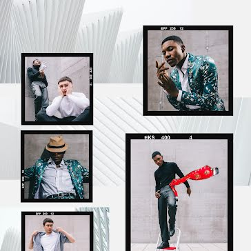 Stylish Men - Instagram template