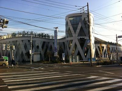 大田区立総合体育会館