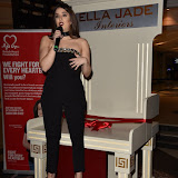 OIC - ENTSIMAGES.COM - Ella Jade  at Ella Jade's Chair Your Wish Launch Whiteley's Shopping Centre, London 15th December 2015 Photo Mobis Photos/OIC 0203 174 1069