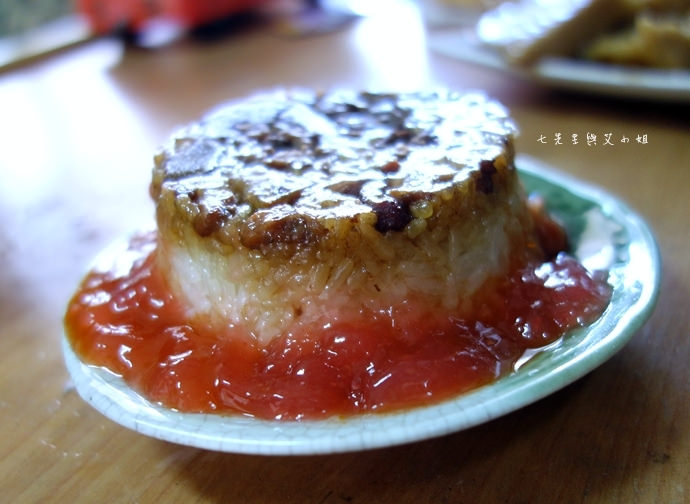 22 嘉義東市場牛雜湯、筒仔米糕、火婆煎粿