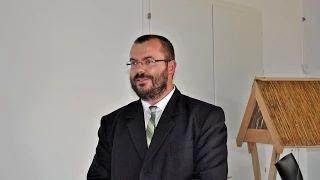 Mester Balázs polgármester - Bárdudvarnok Óvoda átadás