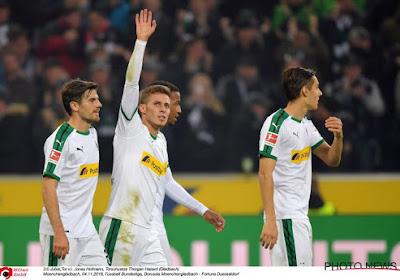 ? Le Borussia Mönchengladbach reprend la deuxième place au Bayern Munich