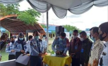 Prasasti dan Petisi Peresmian Sekolah NKRI Pertama di Indonesia di Tandatangani