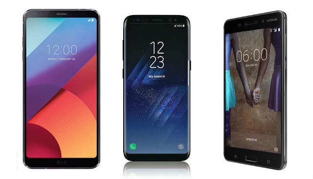20 NEW AND UPCOMING PHONES IN INDIA