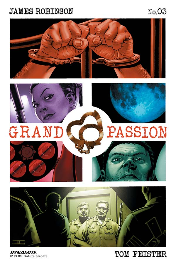 GrandPassion03 Cov A Cassaday