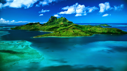 Aerial View of Bora Bora , French Polynesia.jpg