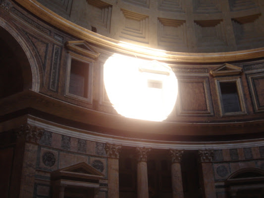La natura illumina di Borracho