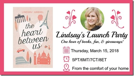 Launch Party March 15