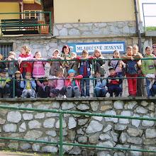 Mladečské a Javořické jeskyně + jízda na koni Cetkovice = Školní výlet 2009-2010