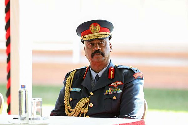 Major Badi Mohammed wife, parents, Rank in the KDF