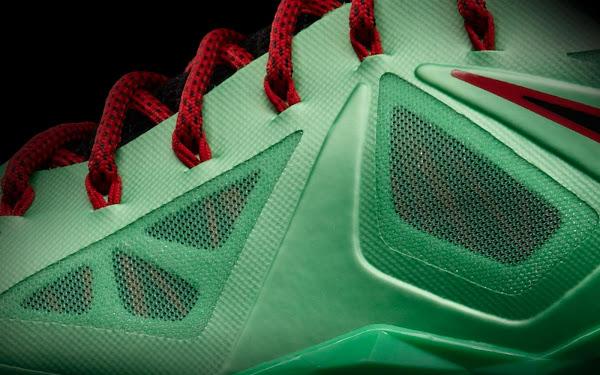 Release Reminder Nike LeBron X Jade Goes Global
