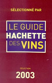 Guide Hachette des Vins 2003