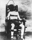 Mad Dog Morelli 1949 Electric Chair Photo